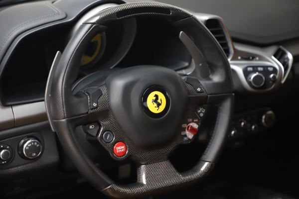 Used 2012 Ferrari 458 Italia for sale Sold at Bentley Greenwich in Greenwich CT 06830 20