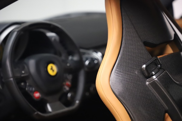 Used 2012 Ferrari 458 Italia for sale Sold at Bentley Greenwich in Greenwich CT 06830 22