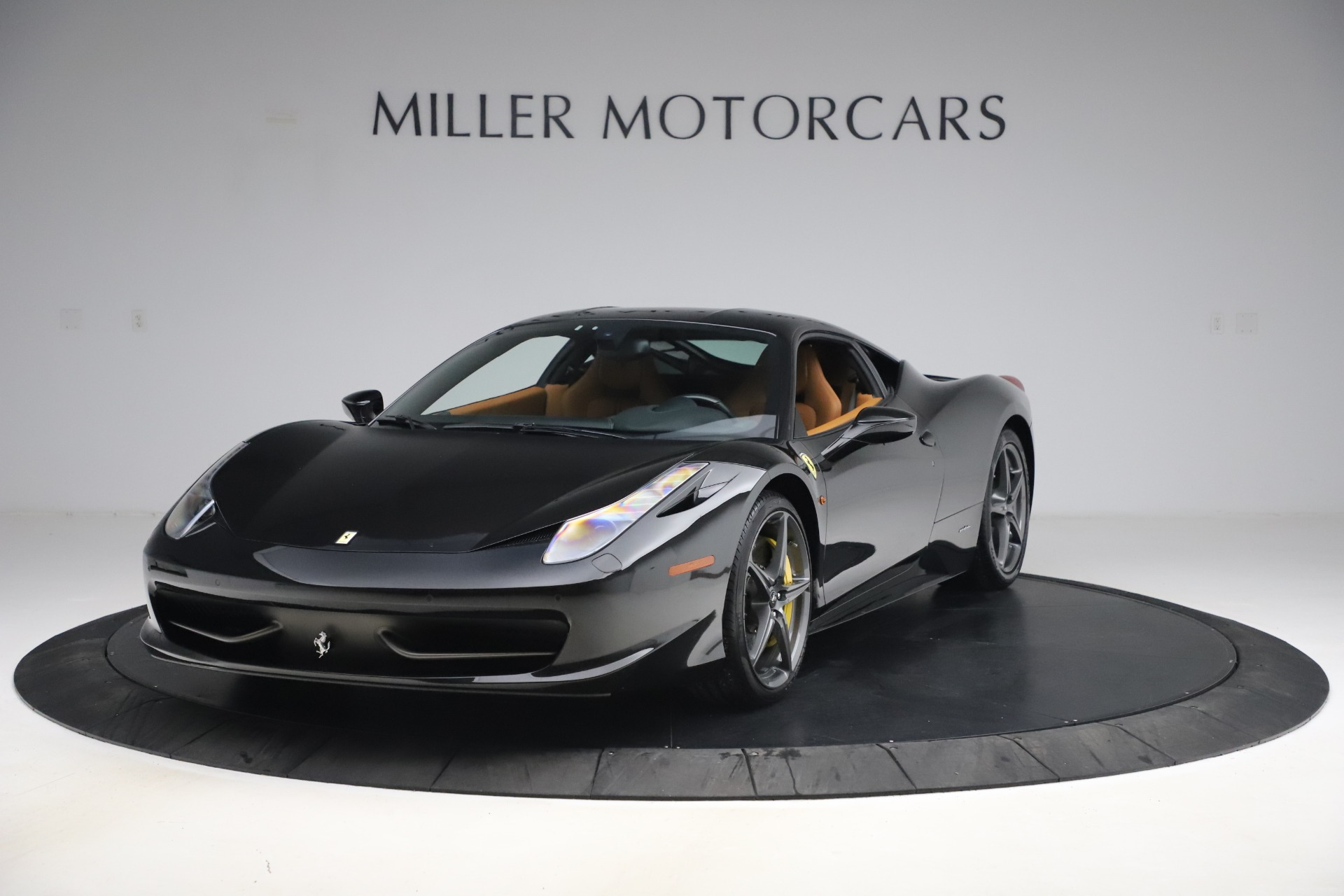 Used 2012 Ferrari 458 Italia for sale Sold at Bentley Greenwich in Greenwich CT 06830 1