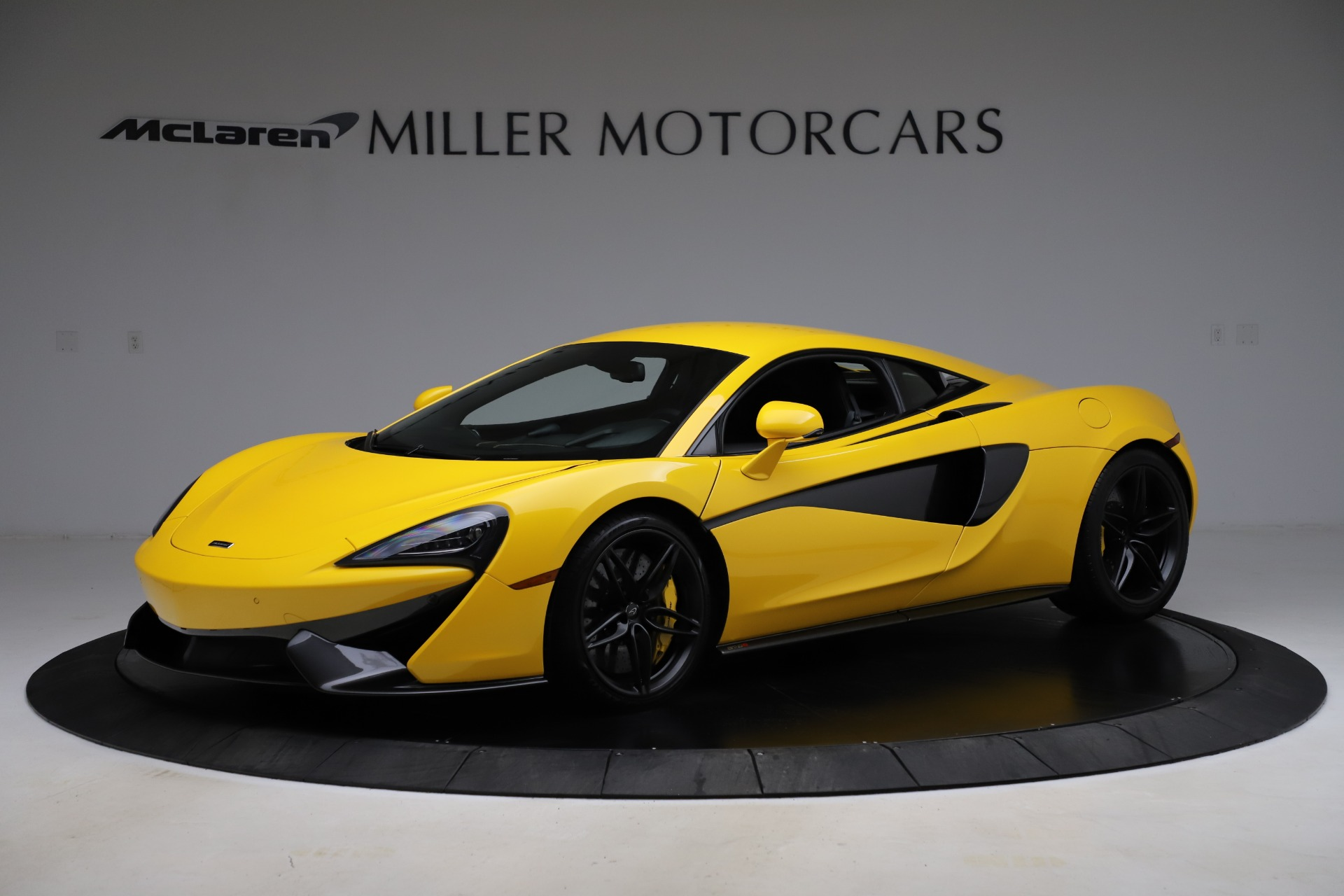 Used 2016 McLaren 570S Coupe for sale Call for price at Bentley Greenwich in Greenwich CT 06830 1