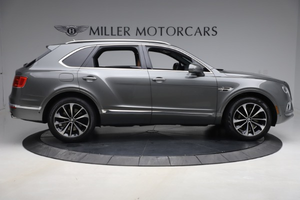 Used 2018 Bentley Bentayga W12 for sale $156,900 at Bentley Greenwich in Greenwich CT 06830 10