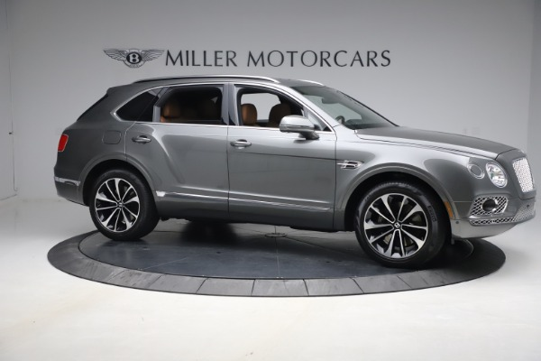 Used 2018 Bentley Bentayga W12 for sale $156,900 at Bentley Greenwich in Greenwich CT 06830 11