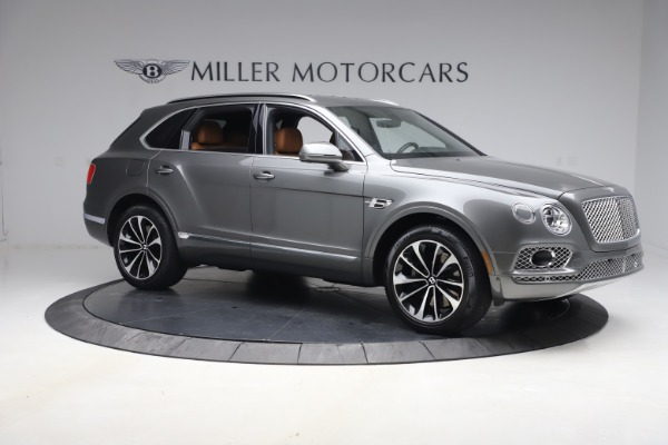Used 2018 Bentley Bentayga W12 for sale $156,900 at Bentley Greenwich in Greenwich CT 06830 12