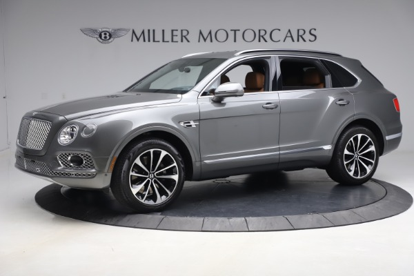 Used 2018 Bentley Bentayga W12 for sale $156,900 at Bentley Greenwich in Greenwich CT 06830 2