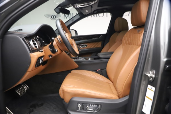 Used 2018 Bentley Bentayga W12 for sale $156,900 at Bentley Greenwich in Greenwich CT 06830 20