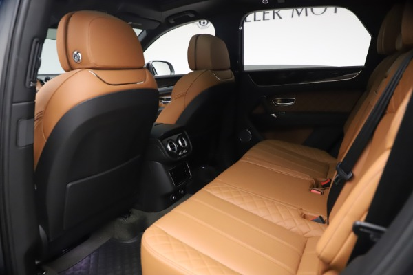 Used 2018 Bentley Bentayga W12 for sale $156,900 at Bentley Greenwich in Greenwich CT 06830 23