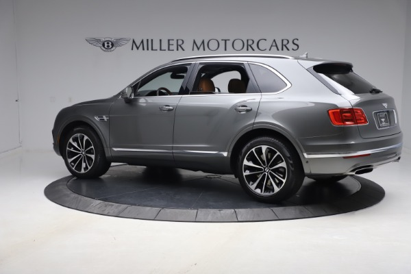 Used 2018 Bentley Bentayga W12 for sale $156,900 at Bentley Greenwich in Greenwich CT 06830 4
