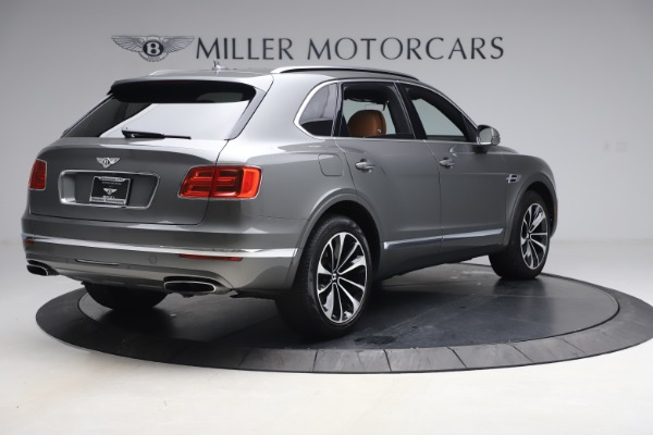 Used 2018 Bentley Bentayga W12 for sale $156,900 at Bentley Greenwich in Greenwich CT 06830 8