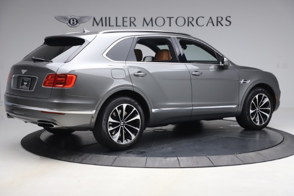 Used 2018 Bentley Bentayga W12 for sale $156,900 at Bentley Greenwich in Greenwich CT 06830 9