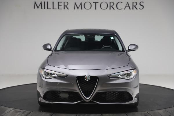Used 2017 Alfa Romeo Giulia Ti Sport for sale $26,900 at Bentley Greenwich in Greenwich CT 06830 13