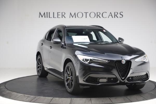 New 2020 Alfa Romeo Stelvio Ti Sport Q4 for sale Sold at Bentley Greenwich in Greenwich CT 06830 11