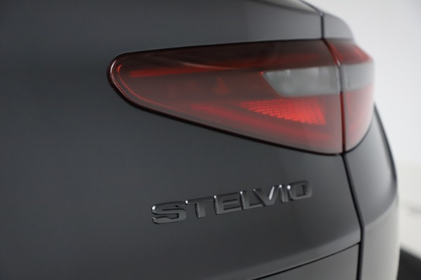 New 2020 Alfa Romeo Stelvio Ti Sport Q4 for sale Sold at Bentley Greenwich in Greenwich CT 06830 28