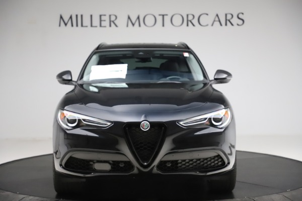 New 2020 Alfa Romeo Stelvio Ti Sport Q4 for sale $51,795 at Bentley Greenwich in Greenwich CT 06830 12