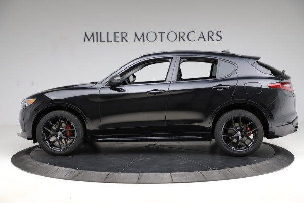 New 2020 Alfa Romeo Stelvio Ti Sport Q4 for sale $51,795 at Bentley Greenwich in Greenwich CT 06830 3