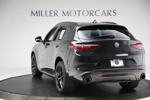 New 2020 Alfa Romeo Stelvio Ti Sport Q4 for sale $51,795 at Bentley Greenwich in Greenwich CT 06830 5