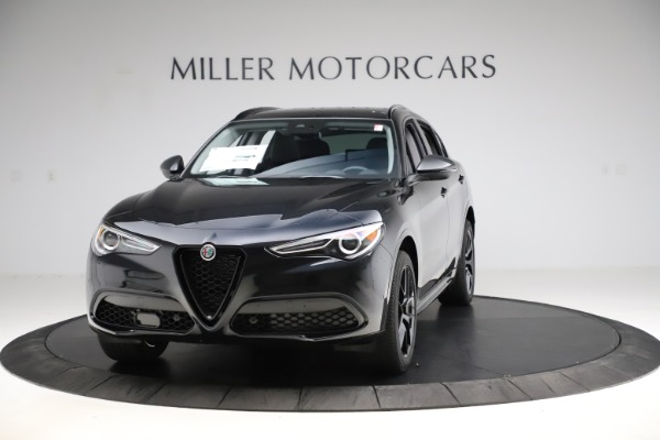 New 2020 Alfa Romeo Stelvio Ti Sport Q4 for sale $51,795 at Bentley Greenwich in Greenwich CT 06830 1