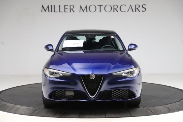 New 2021 Alfa Romeo Giulia Q4 for sale $46,800 at Bentley Greenwich in Greenwich CT 06830 12