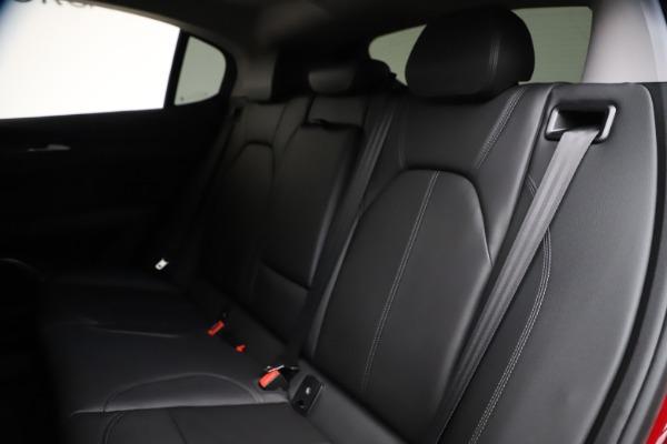 New 2021 Alfa Romeo Stelvio Q4 for sale $47,735 at Bentley Greenwich in Greenwich CT 06830 18