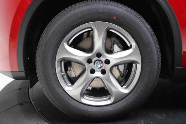 New 2021 Alfa Romeo Stelvio Q4 for sale $47,735 at Bentley Greenwich in Greenwich CT 06830 28