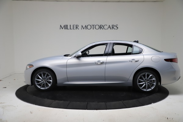 New 2021 Alfa Romeo Giulia Q4 for sale $46,490 at Bentley Greenwich in Greenwich CT 06830 3