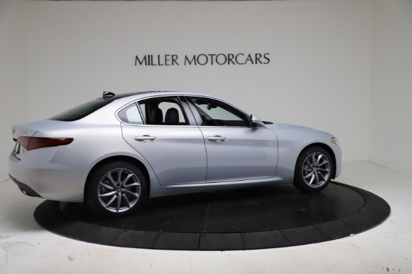 New 2021 Alfa Romeo Giulia Q4 for sale $46,490 at Bentley Greenwich in Greenwich CT 06830 8