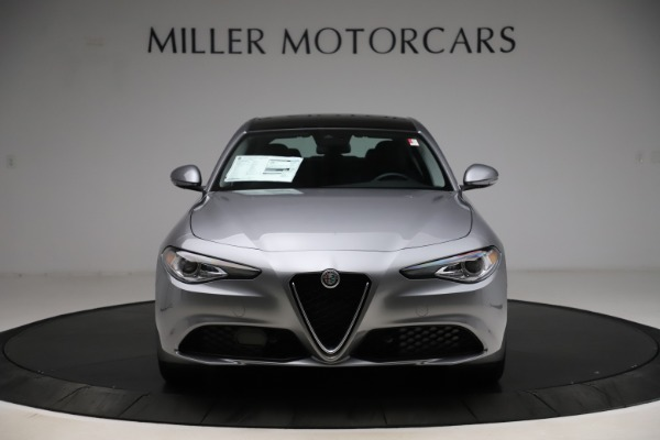 New 2021 Alfa Romeo Giulia Q4 for sale $47,085 at Bentley Greenwich in Greenwich CT 06830 11