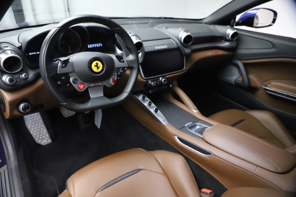 Used 2019 Ferrari GTC4Lusso for sale Call for price at Bentley Greenwich in Greenwich CT 06830 12
