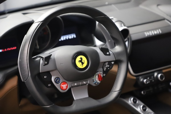 Used 2019 Ferrari GTC4Lusso for sale $294,900 at Bentley Greenwich in Greenwich CT 06830 18