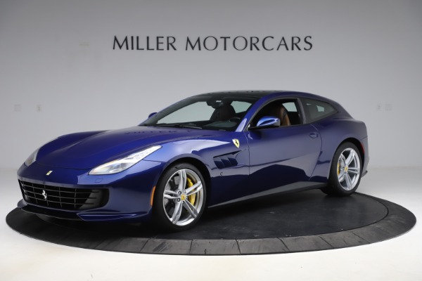 Used 2019 Ferrari GTC4Lusso for sale Sold at Bentley Greenwich in Greenwich CT 06830 2