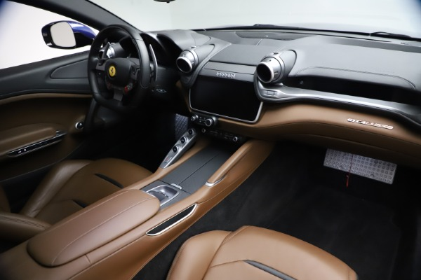 Used 2019 Ferrari GTC4Lusso for sale $294,900 at Bentley Greenwich in Greenwich CT 06830 21