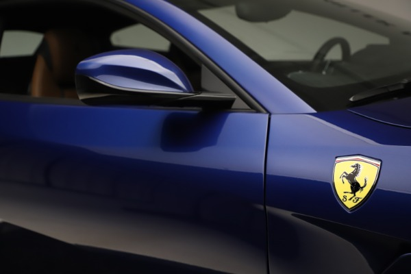 Used 2019 Ferrari GTC4Lusso for sale Call for price at Bentley Greenwich in Greenwich CT 06830 26