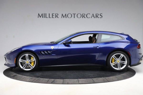 Used 2019 Ferrari GTC4Lusso for sale $294,900 at Bentley Greenwich in Greenwich CT 06830 3