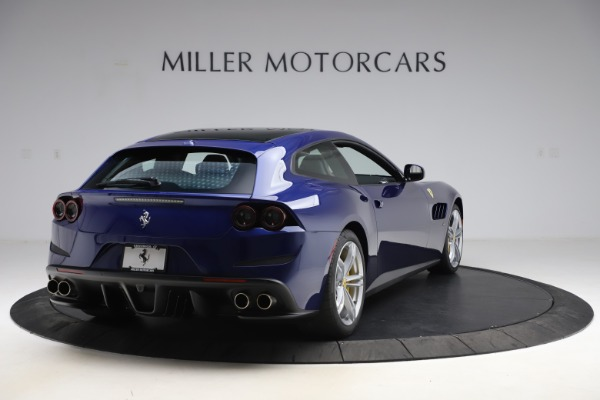 Used 2019 Ferrari GTC4Lusso for sale Call for price at Bentley Greenwich in Greenwich CT 06830 7