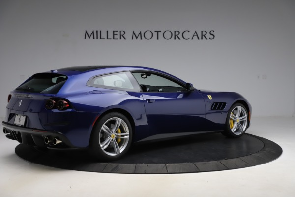 Used 2019 Ferrari GTC4Lusso for sale $294,900 at Bentley Greenwich in Greenwich CT 06830 8