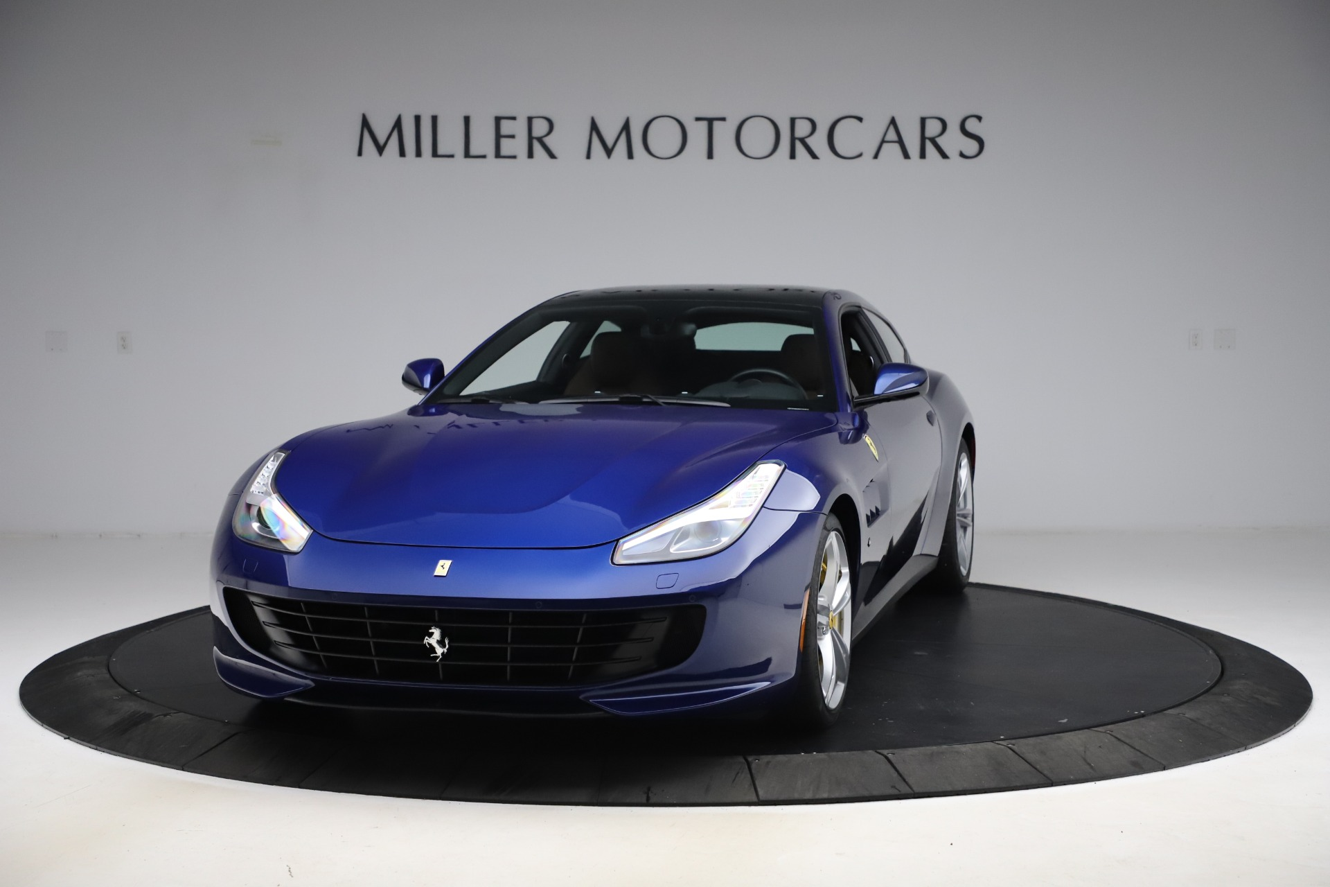 Used 2019 Ferrari GTC4Lusso for sale $294,900 at Bentley Greenwich in Greenwich CT 06830 1