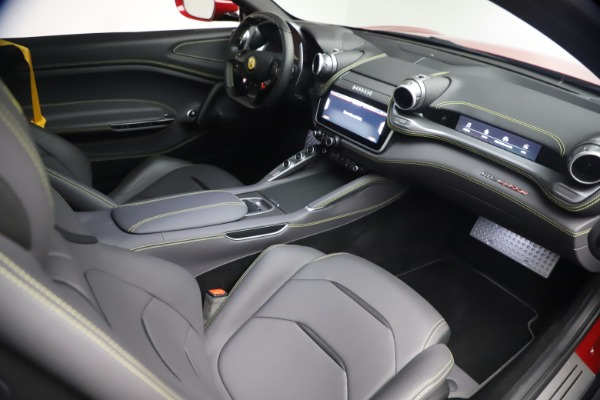 Used 2019 Ferrari GTC4Lusso for sale Call for price at Bentley Greenwich in Greenwich CT 06830 17