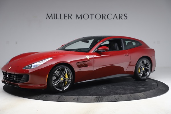 Used 2019 Ferrari GTC4Lusso for sale Call for price at Bentley Greenwich in Greenwich CT 06830 2