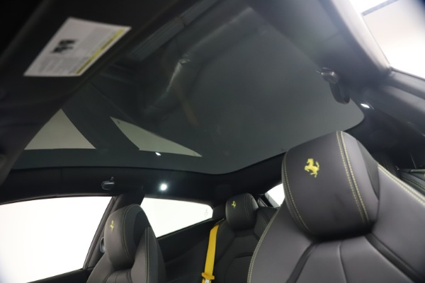 Used 2019 Ferrari GTC4Lusso for sale Call for price at Bentley Greenwich in Greenwich CT 06830 22