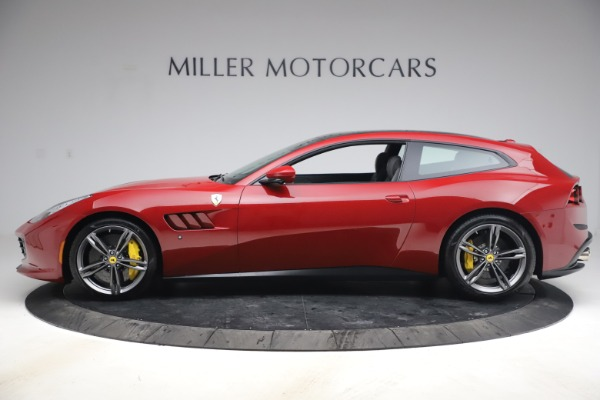Used 2019 Ferrari GTC4Lusso for sale Call for price at Bentley Greenwich in Greenwich CT 06830 3