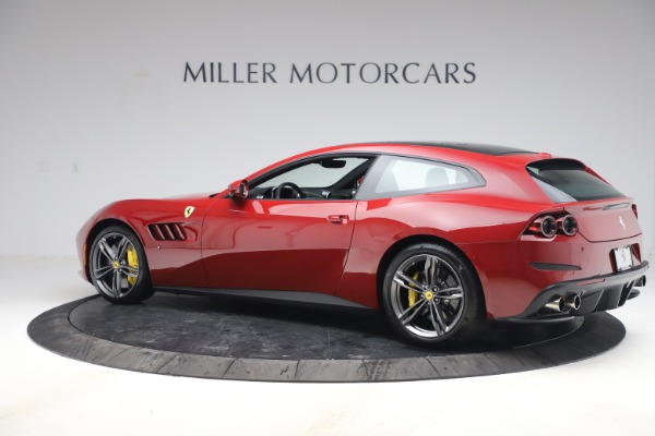 Used 2019 Ferrari GTC4Lusso for sale Call for price at Bentley Greenwich in Greenwich CT 06830 4