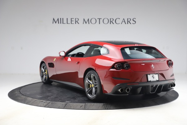 Used 2019 Ferrari GTC4Lusso for sale Call for price at Bentley Greenwich in Greenwich CT 06830 5