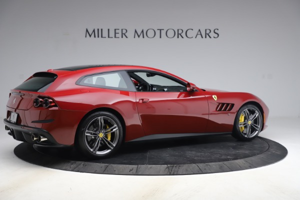 Used 2019 Ferrari GTC4Lusso for sale Call for price at Bentley Greenwich in Greenwich CT 06830 8