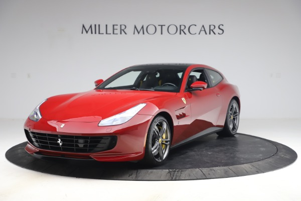 Used 2019 Ferrari GTC4Lusso for sale Call for price at Bentley Greenwich in Greenwich CT 06830 1