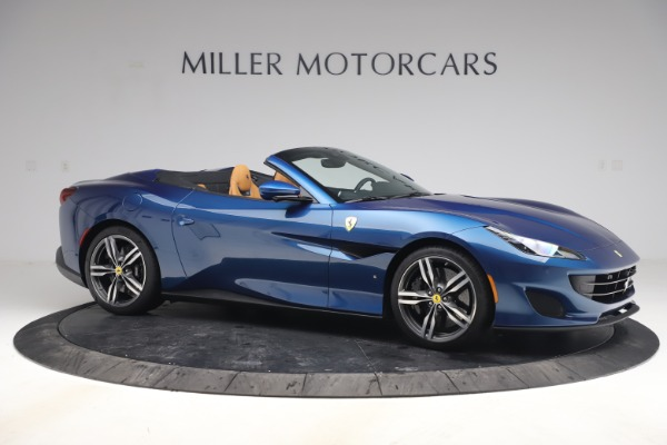 Used 2020 Ferrari Portofino for sale Call for price at Bentley Greenwich in Greenwich CT 06830 10