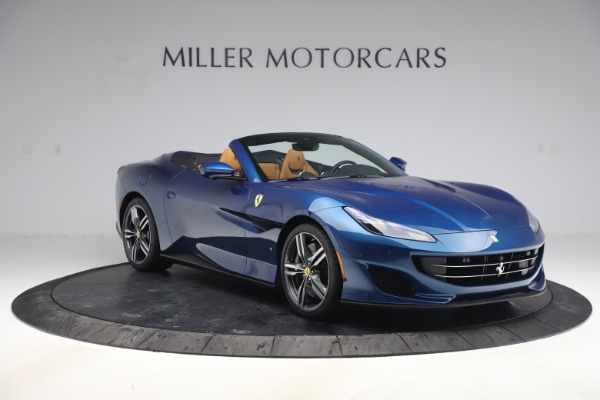 Used 2020 Ferrari Portofino for sale Call for price at Bentley Greenwich in Greenwich CT 06830 11