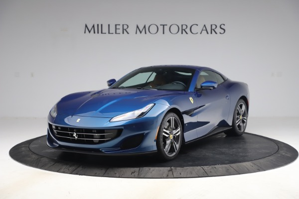 Used 2020 Ferrari Portofino for sale Call for price at Bentley Greenwich in Greenwich CT 06830 13