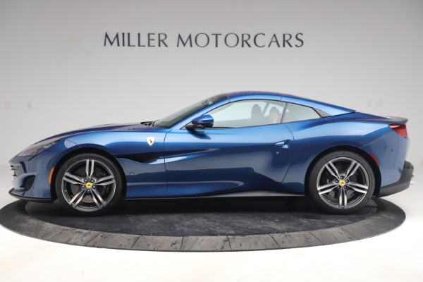Used 2020 Ferrari Portofino for sale Call for price at Bentley Greenwich in Greenwich CT 06830 14