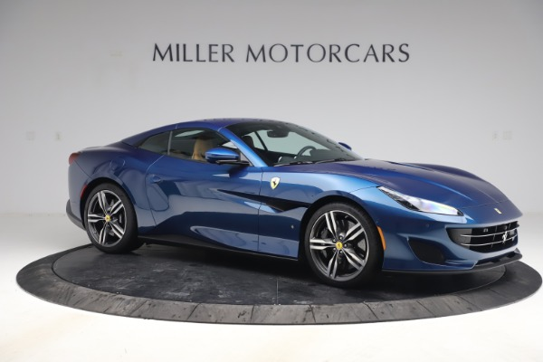 Used 2020 Ferrari Portofino for sale Call for price at Bentley Greenwich in Greenwich CT 06830 17