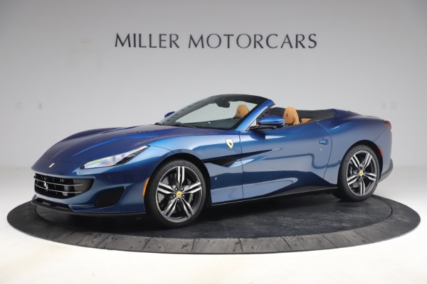 Used 2020 Ferrari Portofino for sale Call for price at Bentley Greenwich in Greenwich CT 06830 2