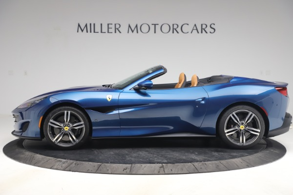 Used 2020 Ferrari Portofino for sale Call for price at Bentley Greenwich in Greenwich CT 06830 3